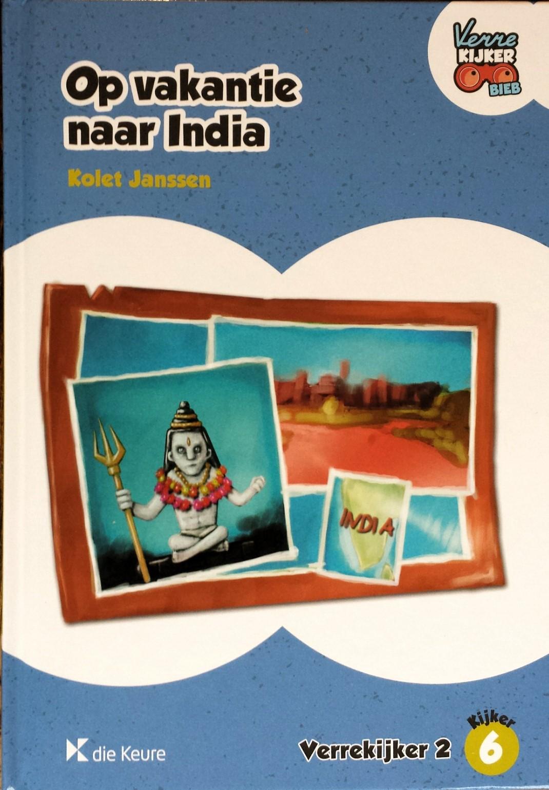 Op vakantie naar India