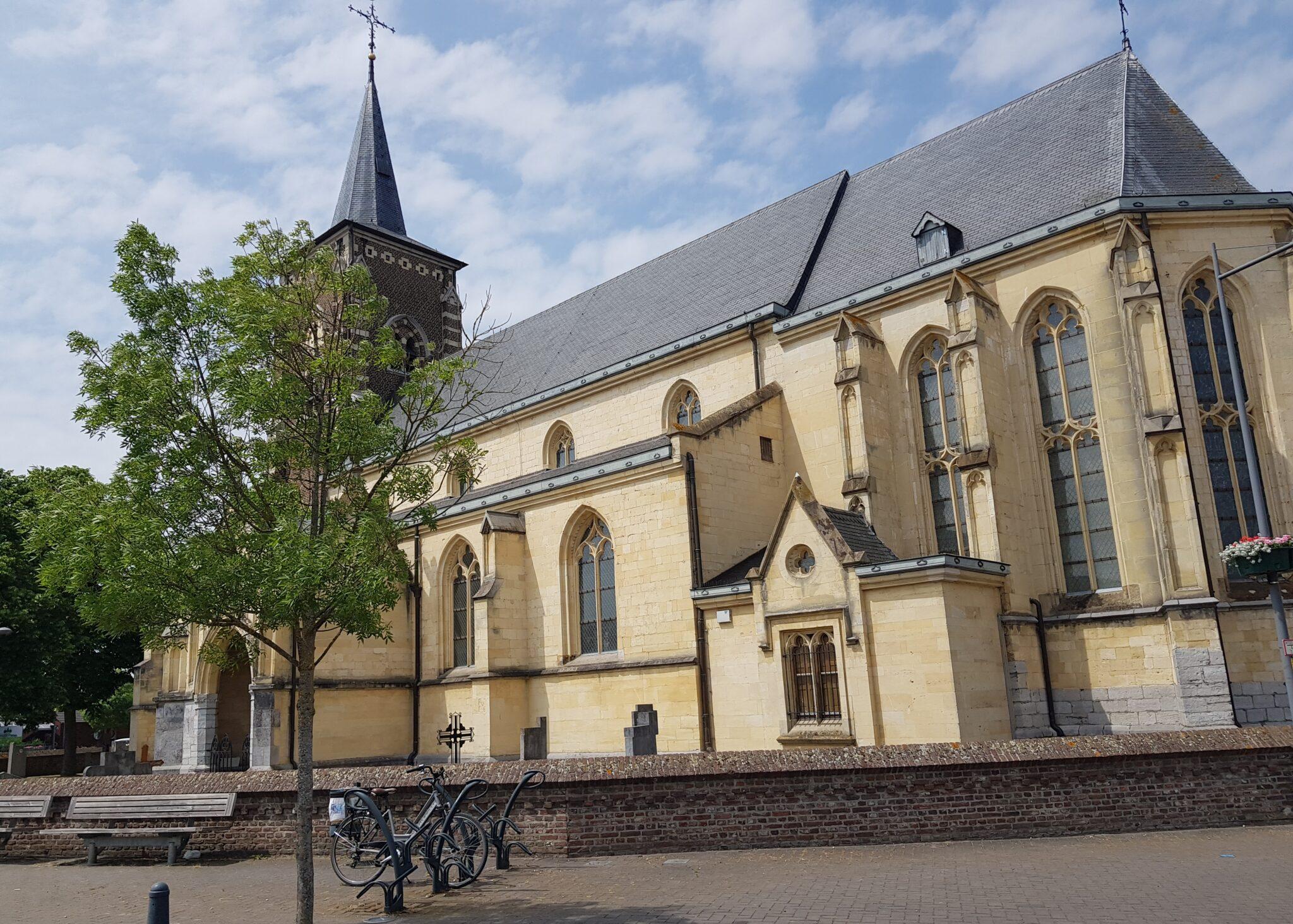 De kerk van mijn vader