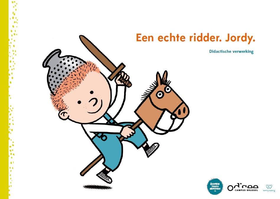 Jordy, een echte ridder!