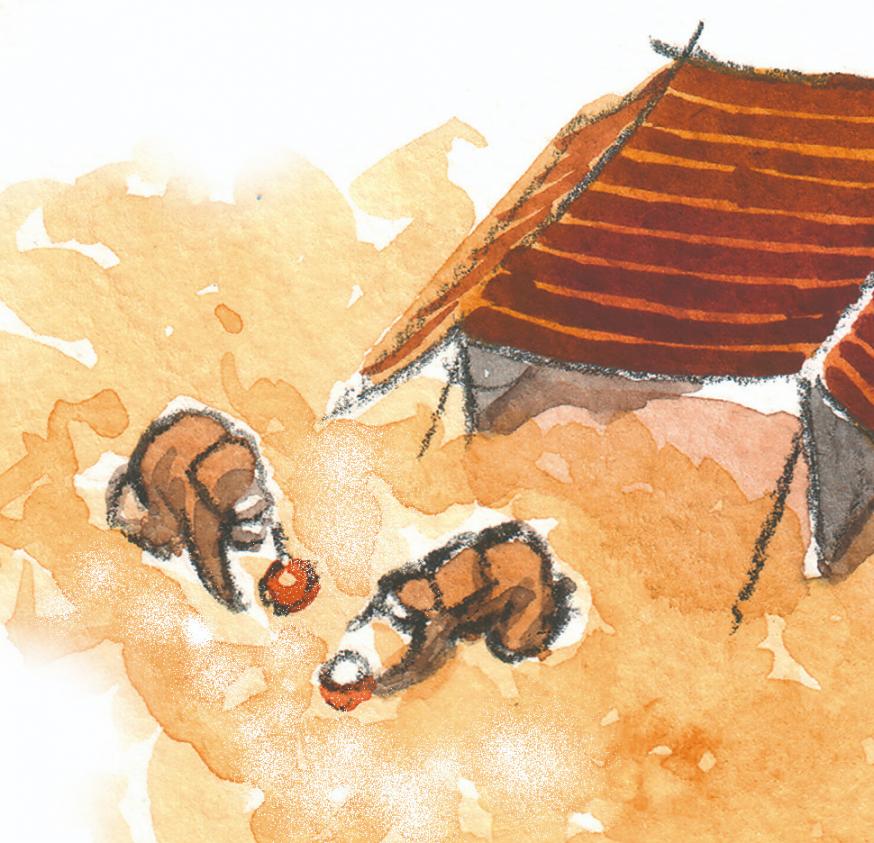 Mosterdzaadjes – God zorgt als een vader