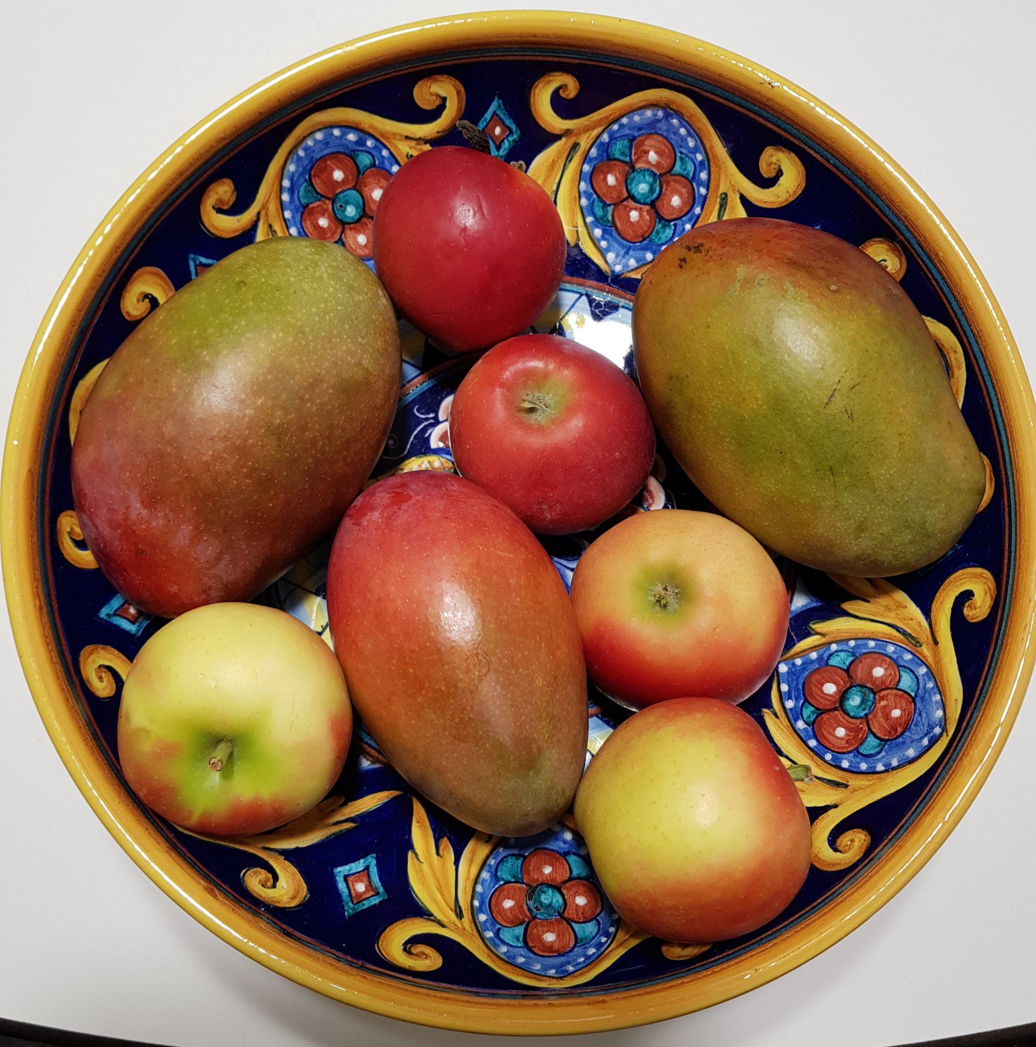 Verleid met een appel?