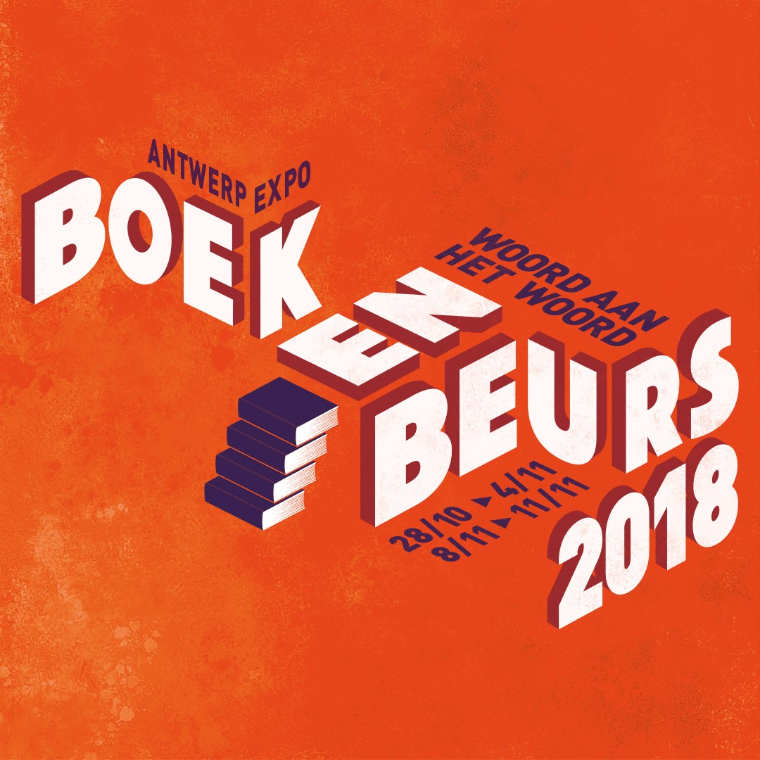 Boekenbeurs 2018