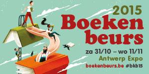 Tot op de Boekenbeurs!