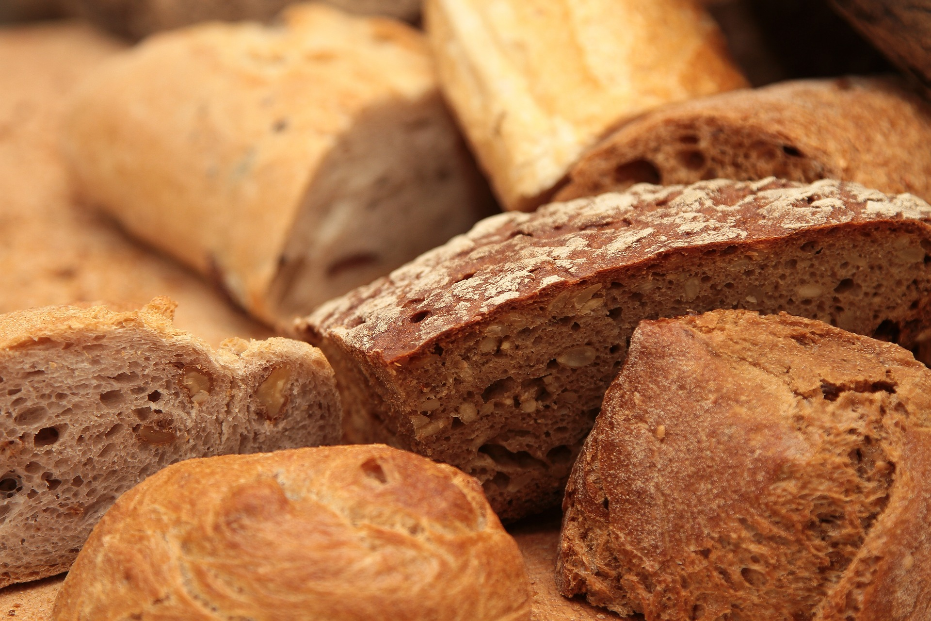 Oud en nieuw brood