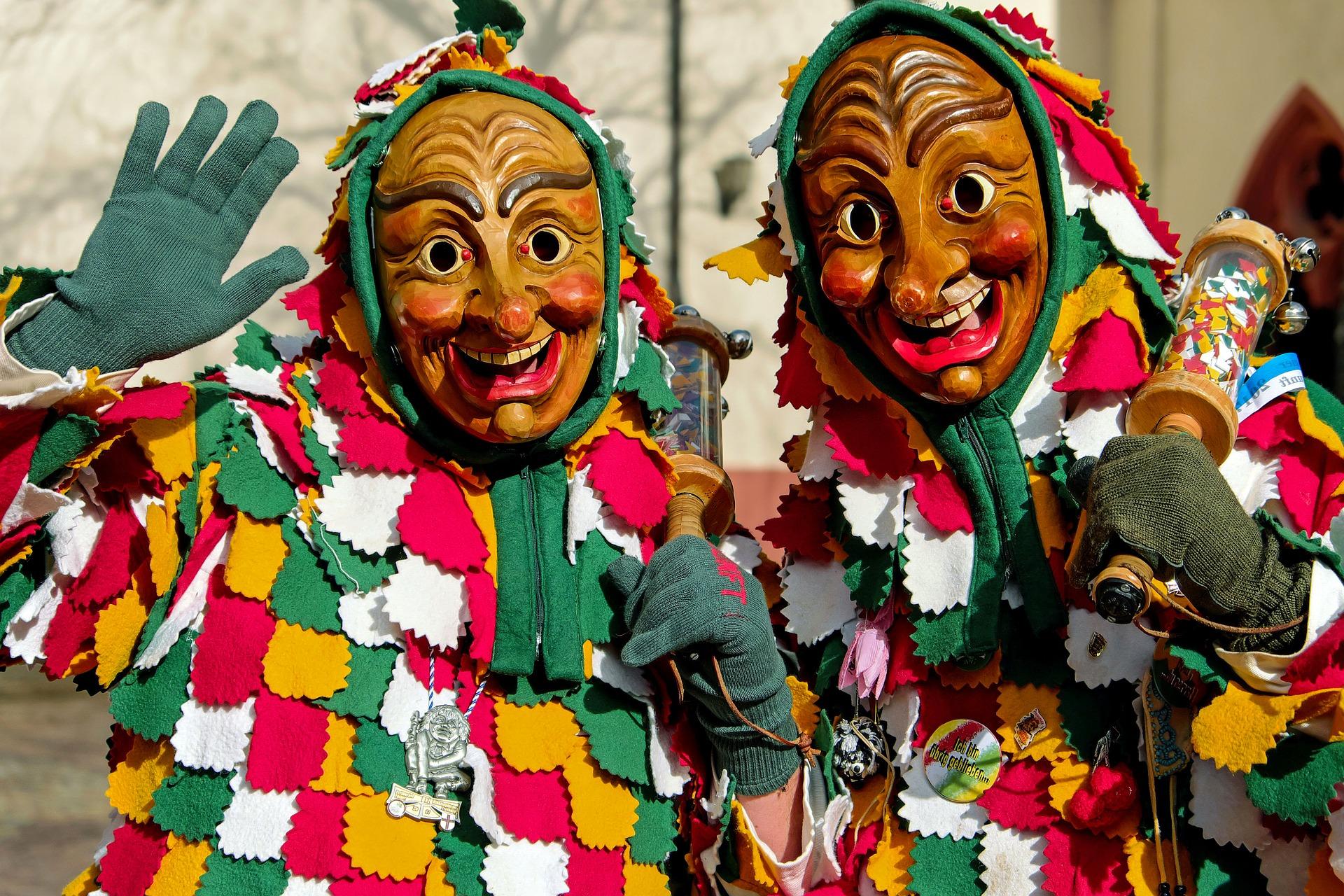 Carnaval is lenteschoonmaak voor de ziel
