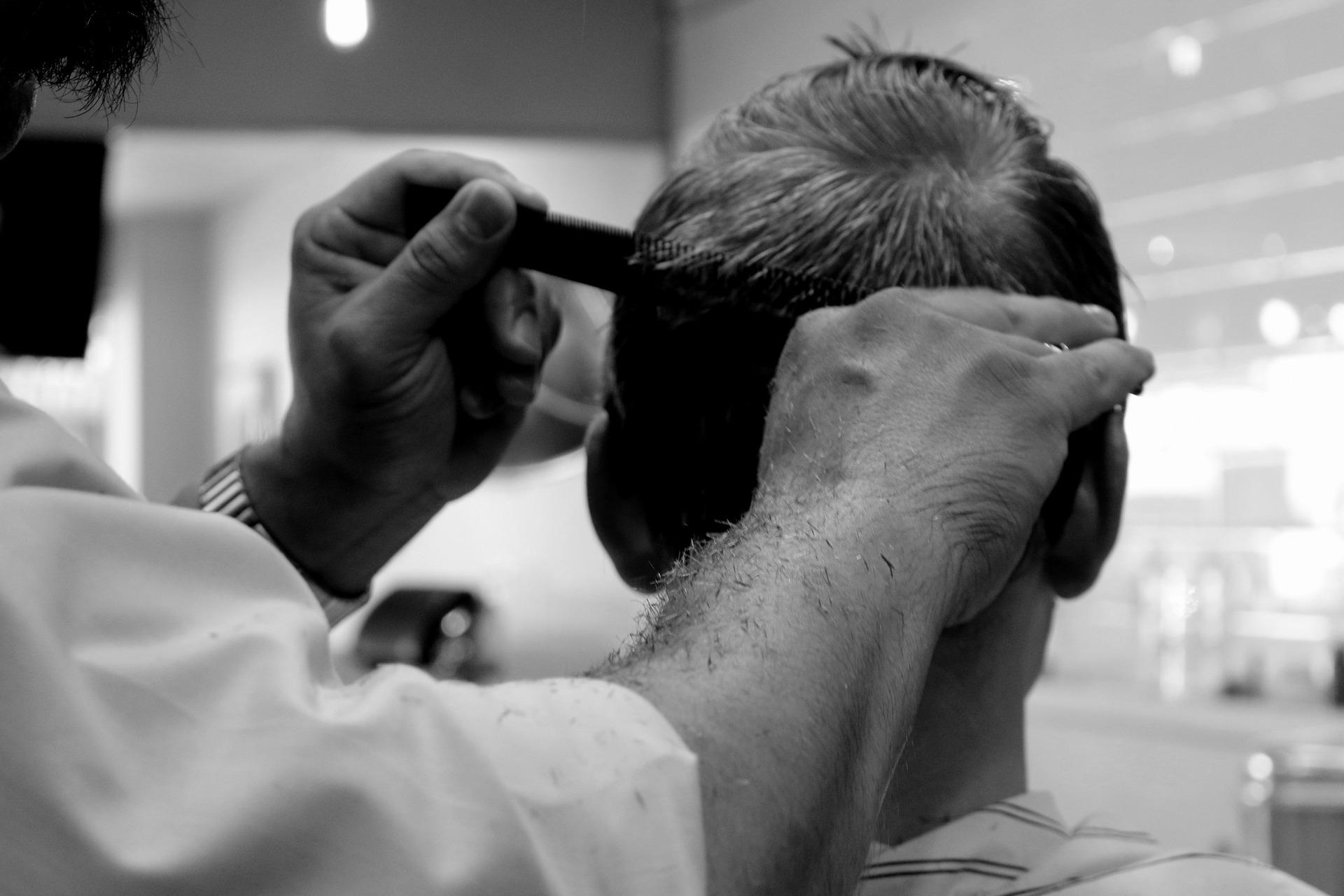 De kapper en de dood