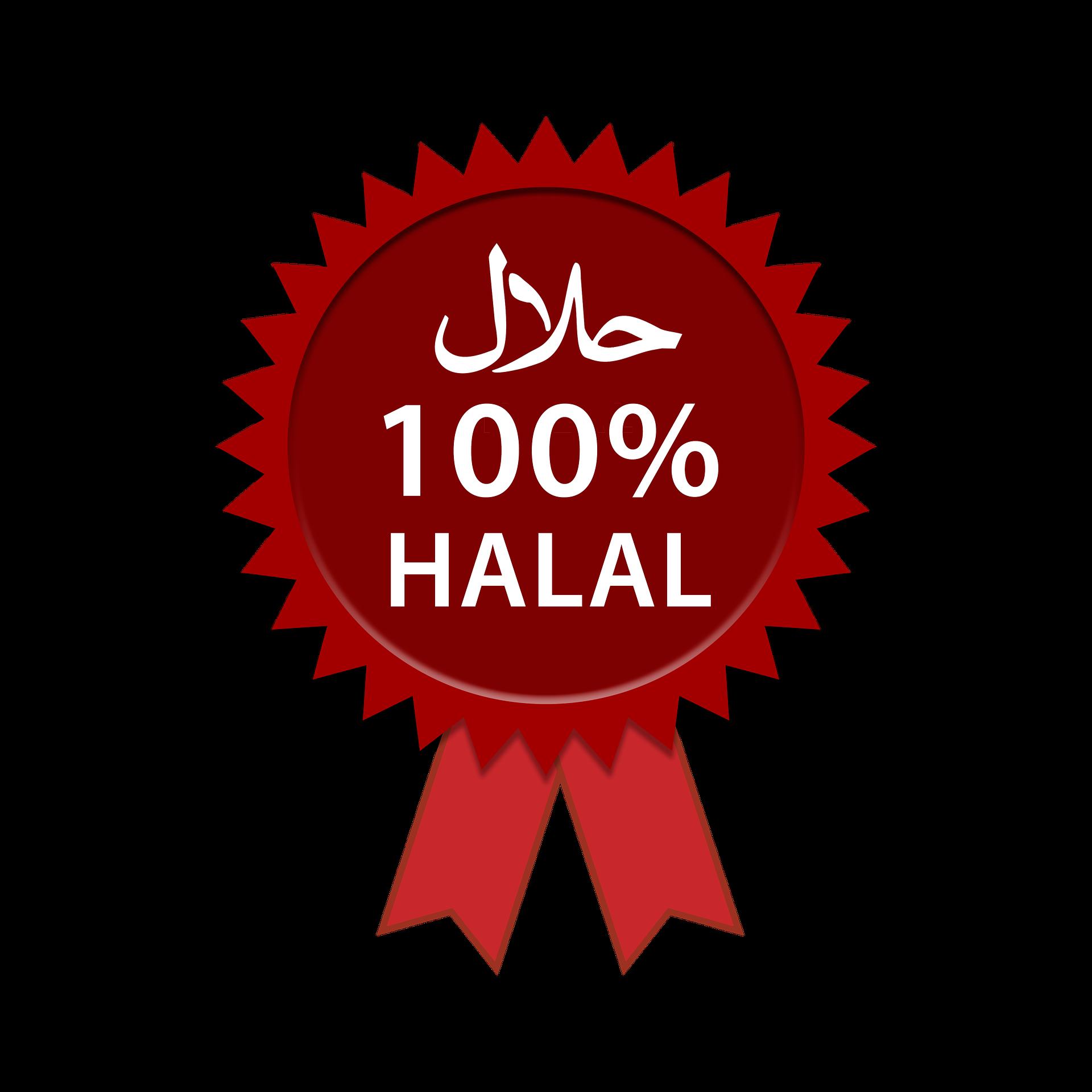 Leve de ongeregelde halal!
