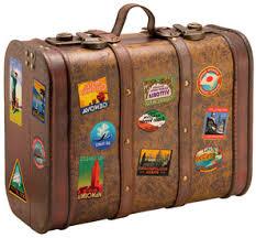 Ik ga op reis en ik zie …
