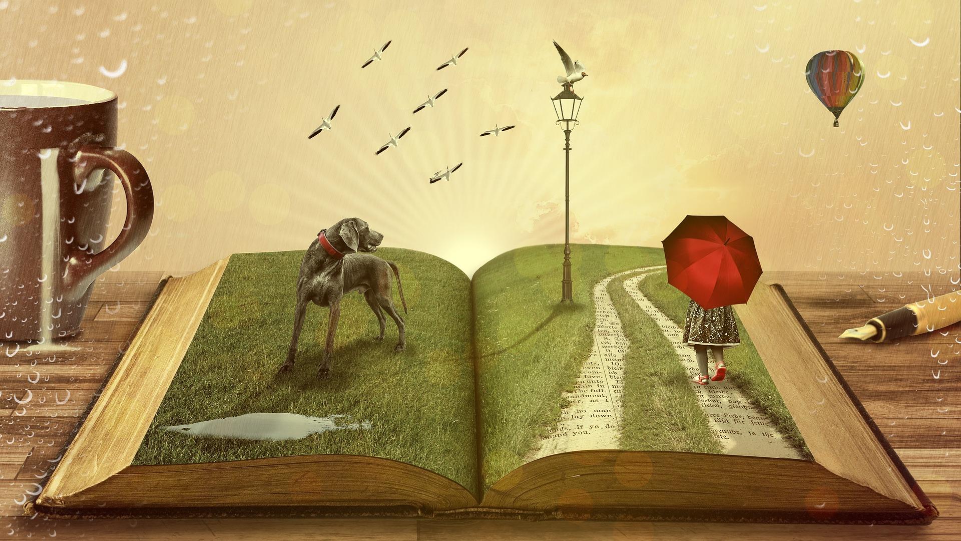 De kracht van verhalen