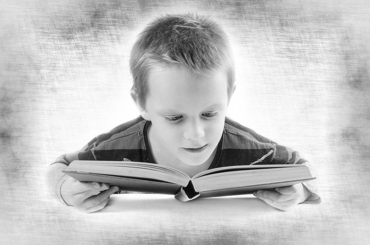 Kinderen, juffen en boeken