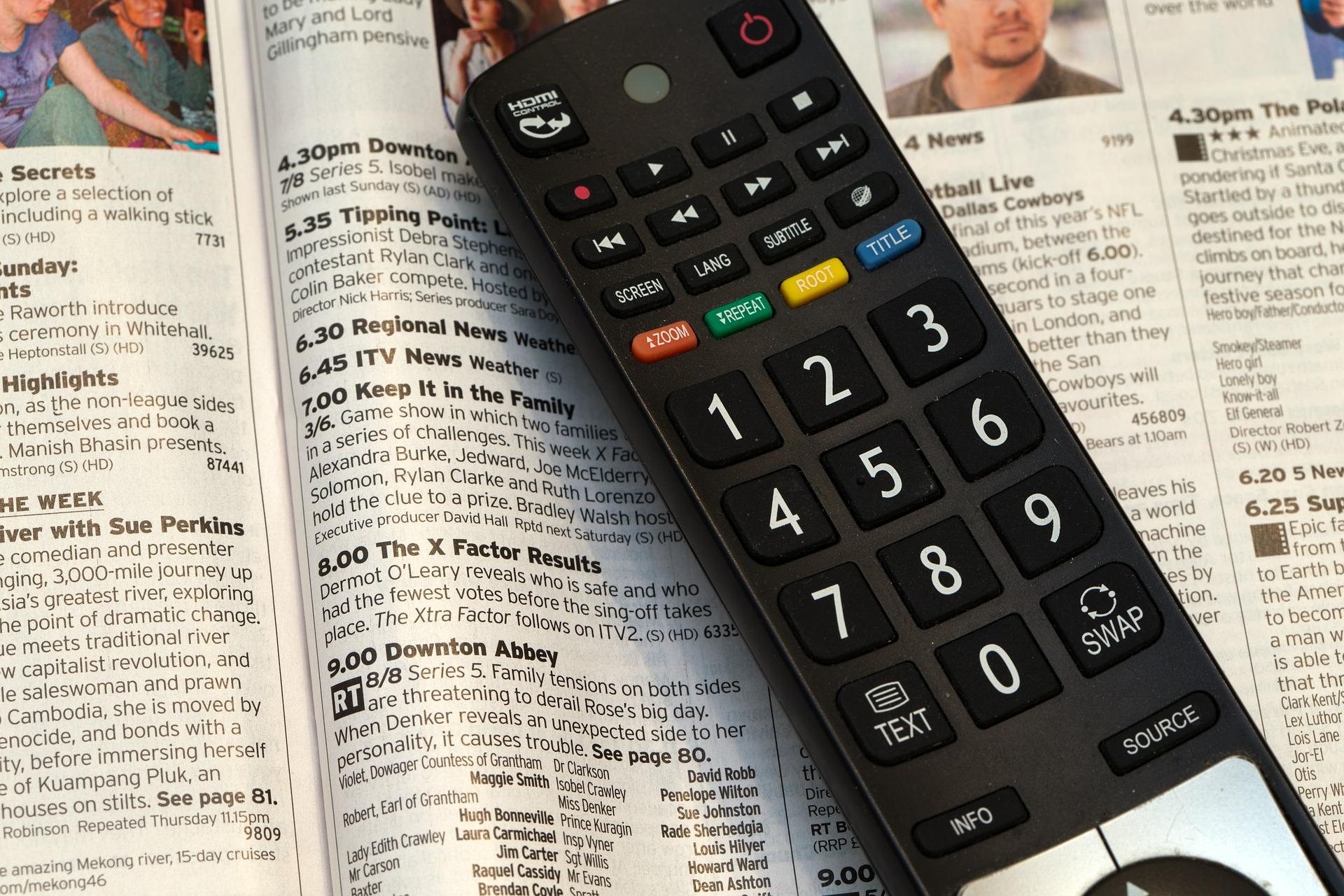 Tijd besparen: lees de tv-gids!
